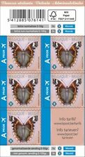 Belgium**BUTTERFLY VANESSA ATALANTA-BOOKLET 5vals-PAPILLONS-Vlinders-2013-MNH-