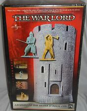 CONTE COLLECTIBLES THE WARLORD DELUXE PLAYSET 1 WATCHTOWER 54mm NEAR COMPLETE