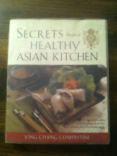 Secrets from a Healthy Asian Kitchen by Ying Chang Compestine-2002-Paperback4637