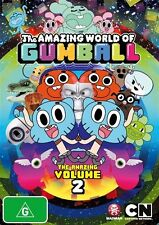 The Amazing World of Gumball - The Amazing Vol 2 DVD NEW