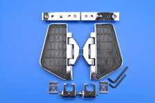 Parts Unlimited Chrome Engine-Guard Cruise Boards  DS-720215