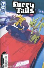 Furry Tails #1 ONE-SHOT Comic Book 2015 - Antarctic Press