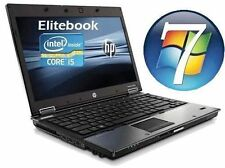 HP 8440p Elitebook Intel Core i5-M520 2.4GHz 4GB, 750hdd, webcam Win 7 Pro