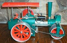 VINTAGE  OLD SMOKEY TOY STEAMROLLER IN WORKING ORDER