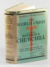 Winston S. Churchill - The World Crisis 1911-1918, first abridged and revised