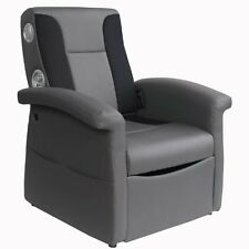 X Rocker VIDEO GAMING CHAIR, Triple Flip Storage Ottoman SOUND &VIDEO CHAIR