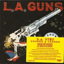 L.A. GUNS - Cocked & Loaded - Rock Candy Remastered Edition - CD
