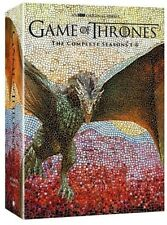 Game of Thrones Season 1-6 DVD Boxset (2016) 1 2 3 4 5 6 Seasons One-Six New