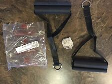 NEW Bowflex 5 Way Hand Grips Ankle Cuff Pair New Pair /Xtreme Ultimat/ Original