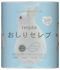 Hana-celeb Lotion Toilet Paper Double 35m *4rolls made in japan by nepia