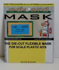 Eduard 1/48 EX075 canopy masque pour les revell/monogram P-61 black widow kit