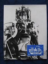 Kinoaushangfoto  Seemann pass auf   Sailor Beware   Jerry Lewis , Dean Martin