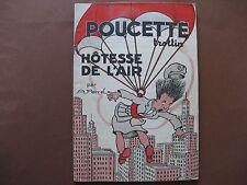 POUCETTE TROTTIN HOTESSE DE L'AIR (1953)