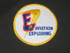 Aviation Exploring 3 inch Patch      c40