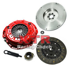 XTR STAGE 1 CLUTCH KIT & FLYWHEEL FOR 89-95 TOYOTA PICKUP 4RUNNER 2.4L 22R 22RE