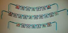 THE LITTLE MERMAID Personalized Birthday Banner Party Favor