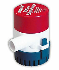 Rule 12v Submersible Bilge Pump 500gph Model 25D