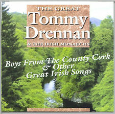 Boys from the County Cork and other Great Irish Songs, Tommy Drennan & Irish Mon