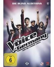 The Voice of Germany - Die Blind Auditions (2012) DVD Neu & OVP