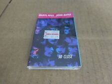 DARYL HALL JOHN OATES SO CLOSE FACTORY SEALED CASSETTE SINGLE