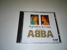 ABBA AGNETHA AND FRIDA VOICE OF   CD