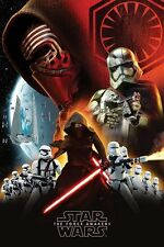 Star Wars Episode 7 (VII) First Order - PP33655 - Poster - Brand New