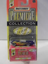 "MATCHBOX PREMIERE COLLECTION ""1957 T-BIRD""  HOT ROD COLLECTIONSERIES #11  NIP"