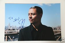 Jose James ( Jazz singer ) 20x30cm Foto + Autogramm / Autograph signed in Person
