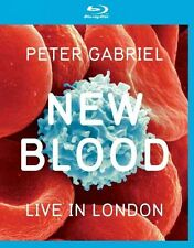 Gabriel, Peter: New Blood Live In London, Blu-Ray Disc