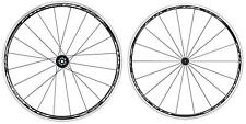 Ruote CORSA FULCRUM RACING 7 LG Black HG Shimano /WHEELS FULCRUM RACING 7 LG HG