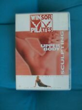 windsor pilates dvd  upper body power body sculpting resistance as seen on tv