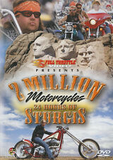 2 Million Motorcycles: 24 Hours of Sturgis (DVD, 2011)