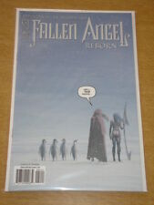 FALLEN ANGEL REBORN #3 IDW PUBLISHING VARIANT COVER RI PETER DAVID