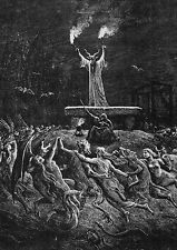 Gustave Dore - Another Sabbath ++ POSTER, DIN-A2 ++ Rotting Christ ++ NEU !!