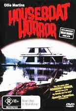 Houseboat Horror - Australia's Worst Movie? - Free Postage in Australia