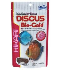 Hikari Tropical Discus Bio-Gold 80 grams - free international shipping