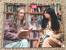 PORTLANDIA CARRIE BROWNSTEIN & FRED ARMISEN SIGNED AUTOGRAPH 8x10 PHOTO B wPROOF