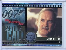 QUOTABLE JAMES BOND CASTING CALL JOHN CLEESE AS Q IN DIE ANOTHER DAY C7