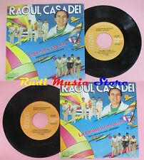 LP 45 7'' RAOUL CASADEI Figli miei vita mia La ballata di Jeronimo cd mc dvd
