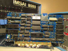 S-100 CPU Card 8080A SBC or Replacement for ALTAIR 8800 or IMSAI 8080 with CP/M