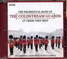 The Regimental Band Of The Coldstream Guards / At Their Very Best - 2CD
