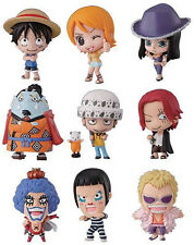 One Piece Deformaster Series 2 Petit Trading Figures Set of 10