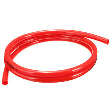 1M Motorcycle Fuel Oil Delivery Tube Hose Line PetrolPipe 5mm I/D 8mm O/D New