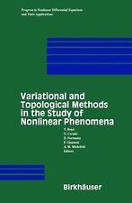 Variational and Topological Methods in the Study of Nonlinear Phenomena 47...