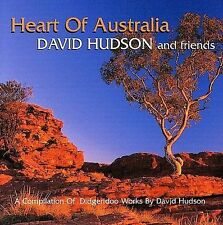 David Hudson : Heart of Australia CD (2001)