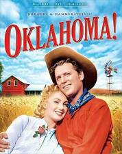 Oklahoma! (Blu-ray/DVD, 2014, 4-Disc Set, Includes Digital Copy)
