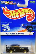 HOT WHEELS 1997 MERCEDES C-CLASS #10/12 FIRST EDITIONS