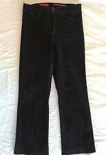 NYDJ Sz 14 Tummy Tuck Jeans Black Stretch Bootcut Not Your Daughters Jeans 4008