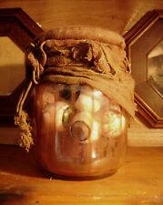 Alchemie - Augen im Glas Auge Eyes in a Bottle Handarbeit Limited Edition 1/5