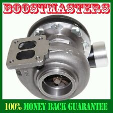"""For GT45 Turbo/Turbocharger 600+HP Boost Universal T4/T66 3.5""""V-Band1.05 BLACK"""